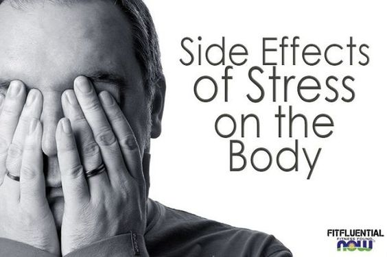 Side Effects of Stress on the body and how to combat them!