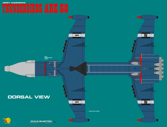 Gerry Andersons Thunderbirds Are Go Zero-X Sheet 7 by ArthurTwosheds.deviantart.com on @DeviantArt