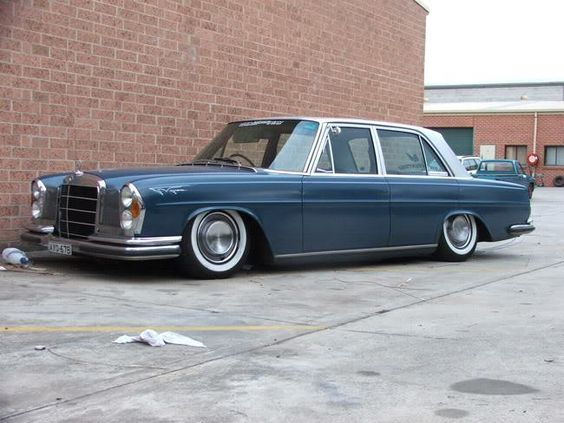 Mercedes benz and classic on pinterest for Mercedes benz hunt valley