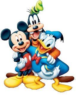 Disney And Cartoon Clip Art Images