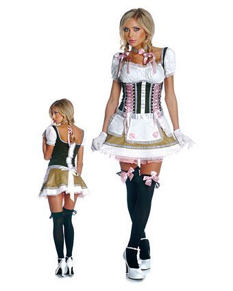 Heidi Ho Costume | Sexy Womens Beer Girl Halloween Costumes