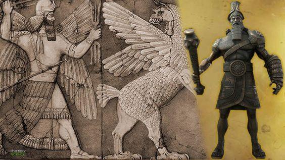 Marduk: dios babilónico que reinó sobre el caos de una guerra Anunnaki (VÍDEO) – Mystery Science