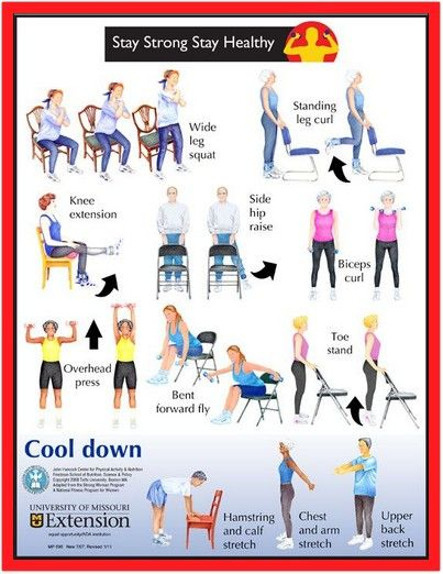 94 Reference Of Chair Exercises To Strengthen Lower Back In 2020 Senior Fitness Exercise Chair Exercises
