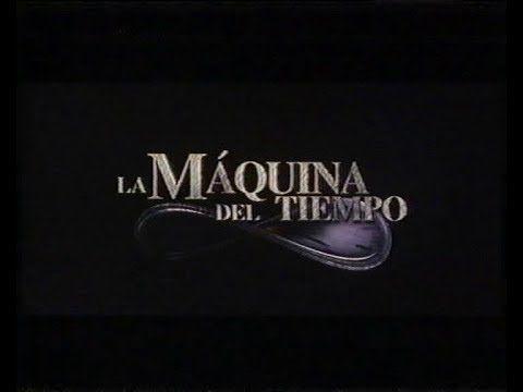 La Máquina Del Tiempo Trailer En Castellano In 2020 Trailer