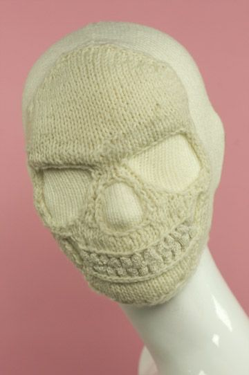 Anotomical Knit Hood Series