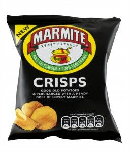 Love it or loathe it, the infamous Marmite are now making crisps [who knew?!], which are suitable for coeliacs and are mentioned in the coeliac food and drink directory. I'm not aware that Marmite do other flavours, but if they do and you find any, please make sure they contain no nasties in their ingredient list!