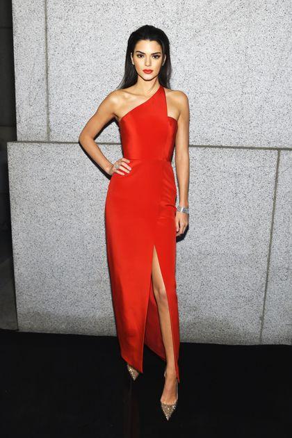 Kendall Jenner in Romona Keveza: