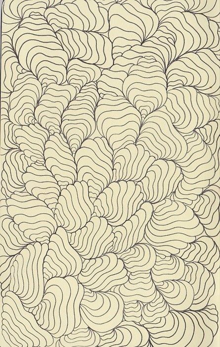 Line Drawing Poster : Orugas patterns pinterest
