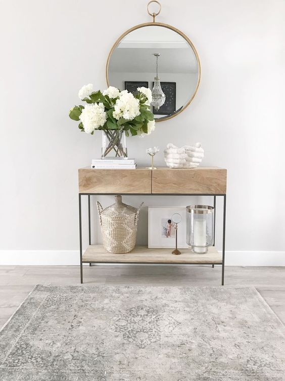 The Best Contemporary Console Tables For Your Living Room Home