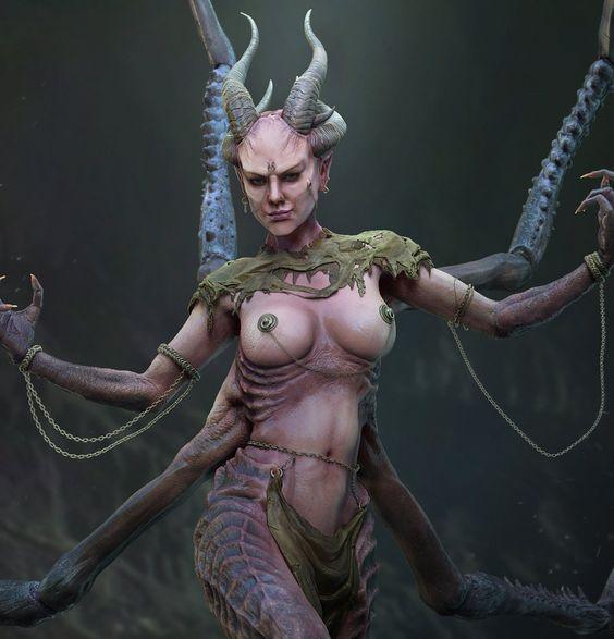 Lust_Daemon, Will Chu on ArtStation at https://www.artstation.com/artwork/lust_daemon