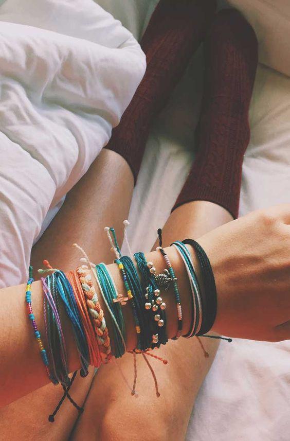 Pura Vida Bracelets x @blueburgers