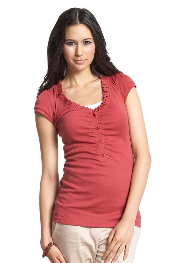 Classic Tee by Mothers En Vogue | Maternity Clothes Available at ...