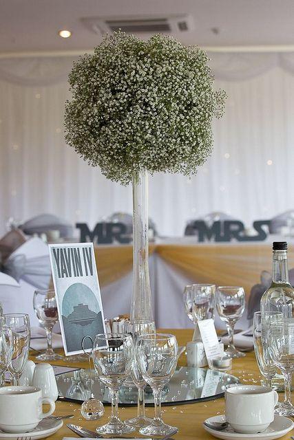 Super pretty Star Wars / English Country wedding.: