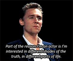 Tom Hiddleston Takes Acting Very Seriously & 9 Other Things His Nuffield Theater Q&A Teaches Us