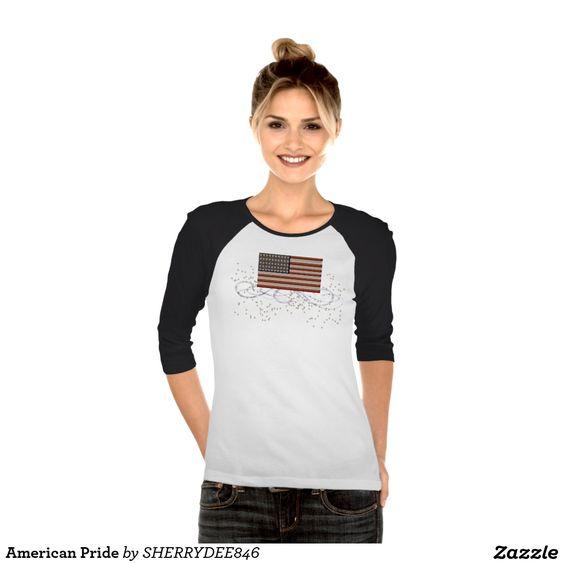 Your Custom Women's Bella 3/4 Sleeve Raglan T-Shirt