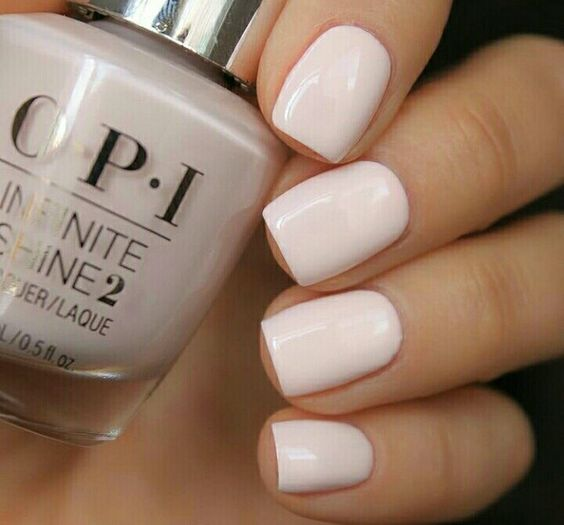 "Infinite Shine #opi ""Sublime"" This nail color is so gorgeous! It looks great with a tan too"