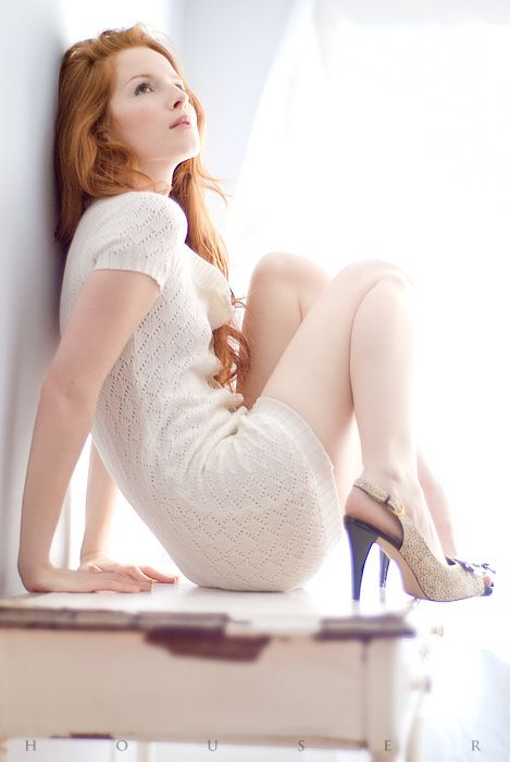 redhead whitegirl