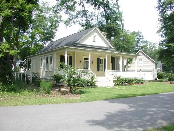 Photos porches and cottages on pinterest for Moser design group house plans
