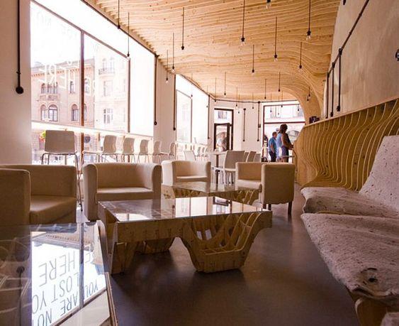 As 10 cafeterias mais lindas do mundo - Livro&Café