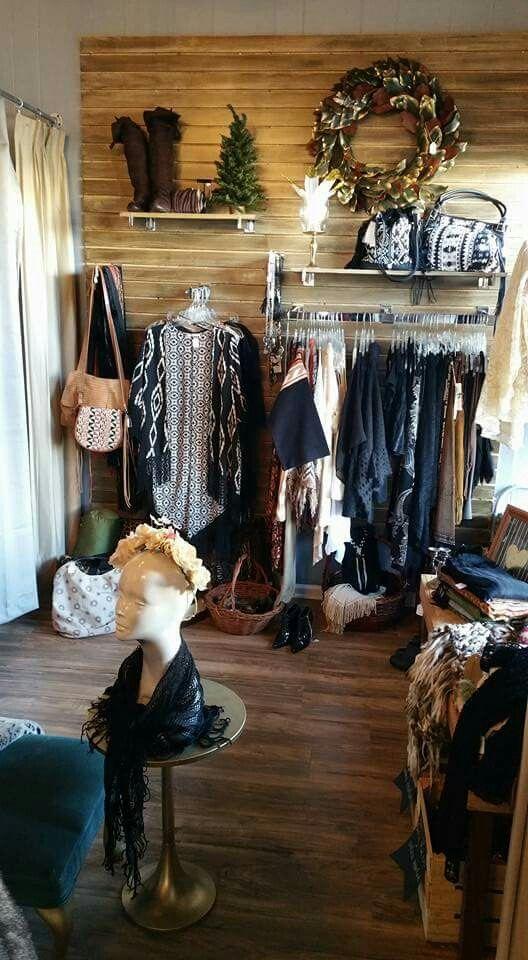 Sweet Treasures Resale with Trina Torres boutique interior design