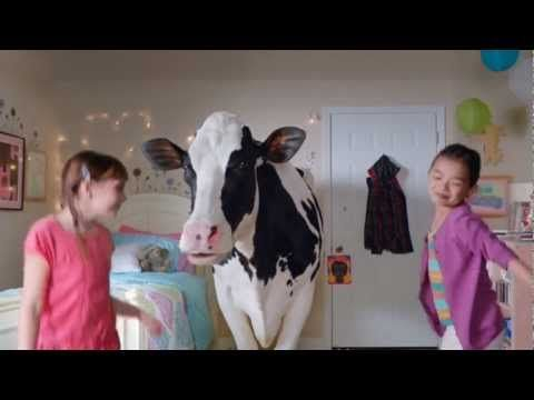 Make Us Part of Your Family -- Girl Friends  The California Cows are at it again. This time, they're off the farm and in peoples' homes. Will she be the next big rapping sensation? Can you do better? Let's see your version!    Check out our latest TV commercials.    http://partofyourfamily.realcaliforniamilk.com/  http://www.facebook.com/RealCalifo...