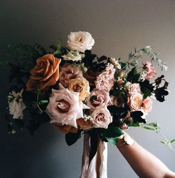 Rose bouquet done right: