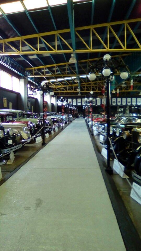 Museo del automóvil Ciudad de México.