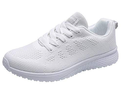 Adidas Chaussures de sport en filet lacées pour femme