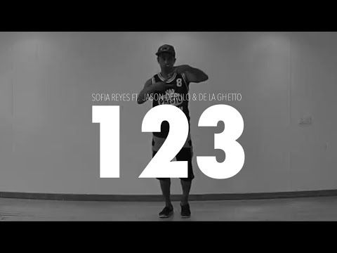 1 2 3 Sofia Reyes Ft Jason Derulo De La Ghetto Zumba Fitness Youtube Zumba Videos Zumba Workout Dance Workout