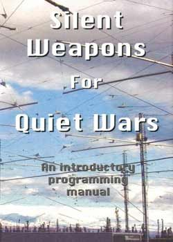 Silent Weapons for Quiet Wars On American People: Secret Document Found In Auctioned Copier: