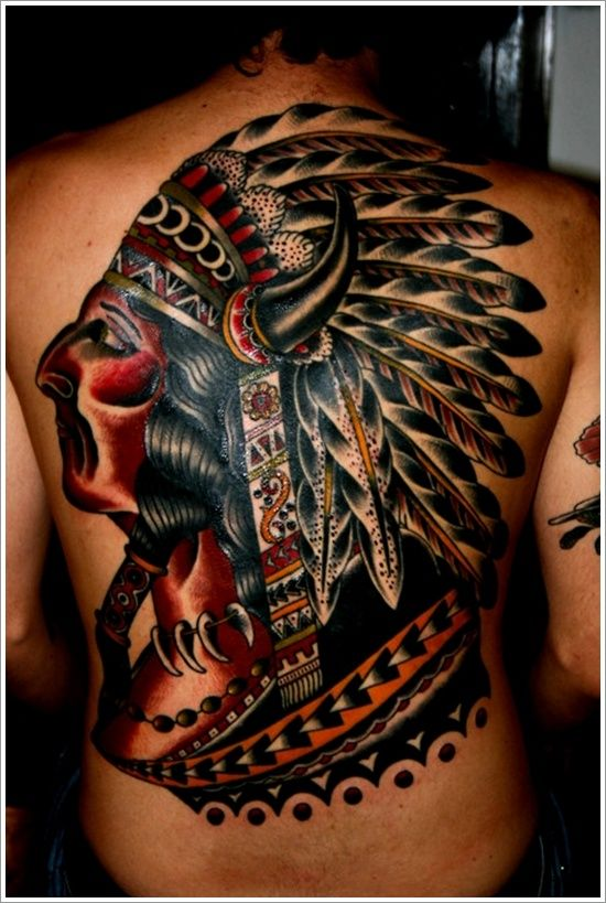 40 Native American Tattoo Designs That Make You Proud Native American Tattoos Native American Tattoo Designs Native American Tattoo