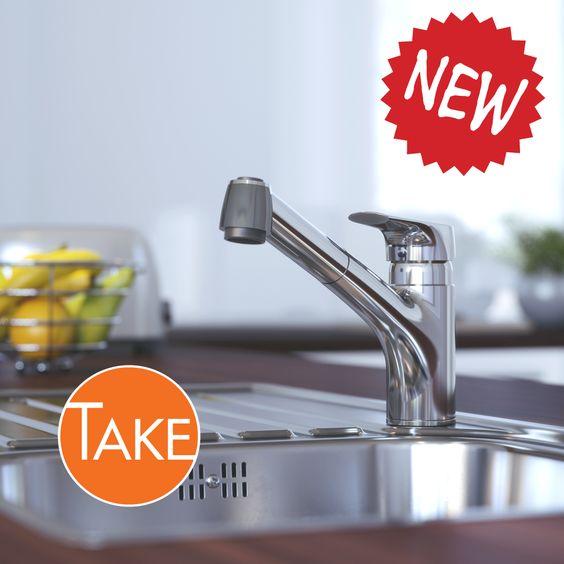 Küchenarmatur von Take Küchenarmaturen Pinterest - innovative holzpaneele deckenmontage