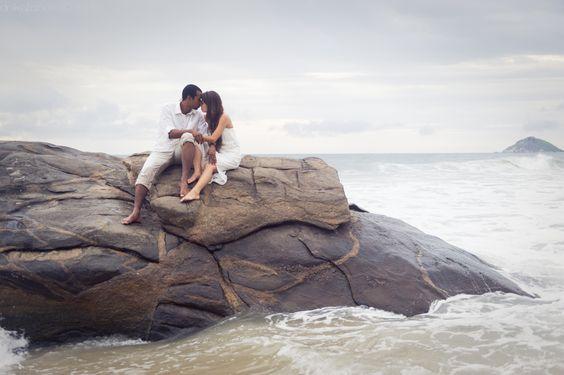 ©drikalandim - Ensaio Carol e Renan - Grumari - RJ