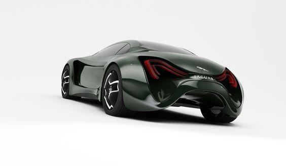 Jaguar XKX: Concept Car