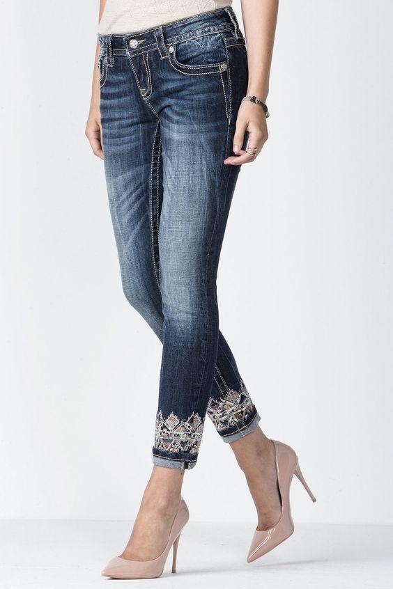 Surprisingly Cute Women Jeans Style
