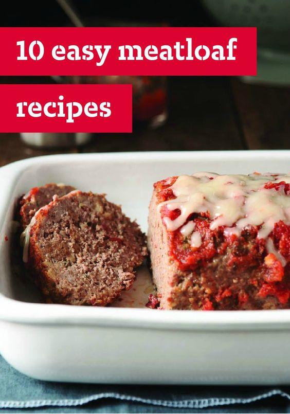 meatloaf rules ten meatloaf and more easy meatloaf meatloaf recipes ...