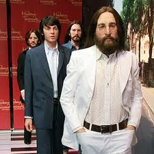 Abbey Road wax figures