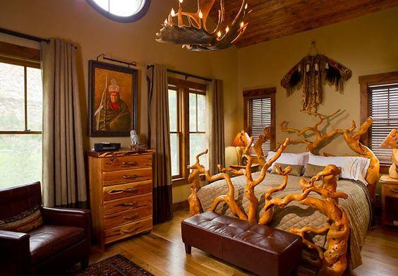 Dormitorio de la Suite en casa de Huéspedes de Kessler Canyon, Autograph Collection.