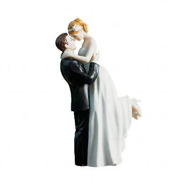 Torte-Hochzeit-Deko-Figuren-Paerchen-klassisch