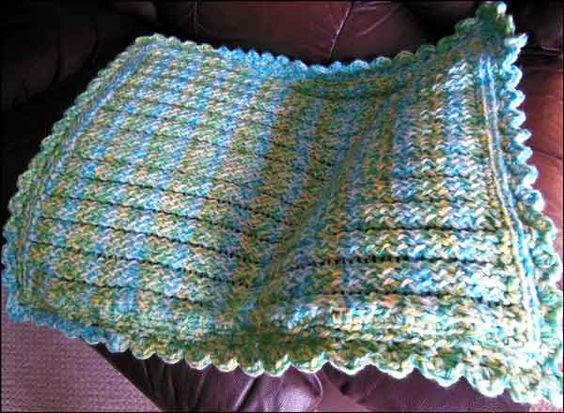 Loom Knitting A Blanket : Knitting with looms a stroller blanket for baby gift