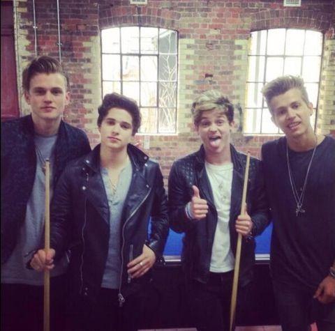 Yes boys!:)❤️