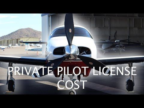 How Much Does It Cost To Get A Plane Licence