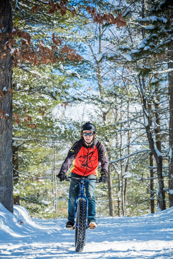 A Better Idea: Fat Bikes In The Winter, By Mike Norton, Media Relations Manager, Traverse City Tourism   Startup Success Stories: Entrepreneurs With A Better Idea