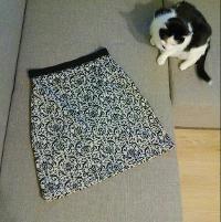 Sewing : 30 mins skirt