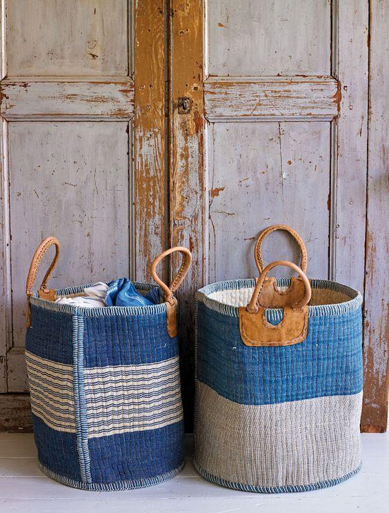 Sisal Storage Basket: