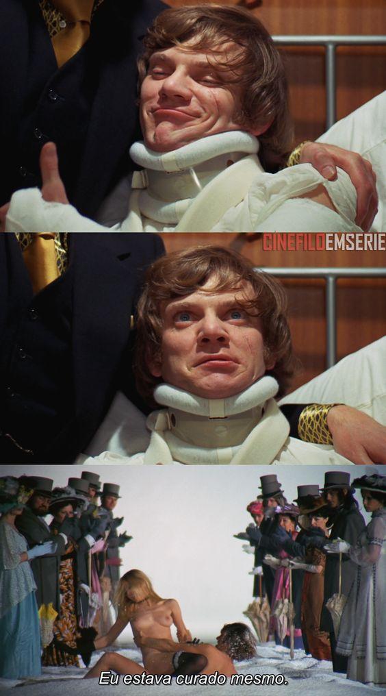 Laranja Mecânica (1971)