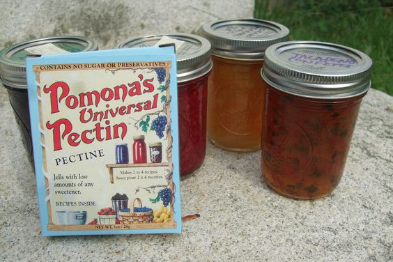 New cookbook coming out next summer using @Pomona's Pectin!