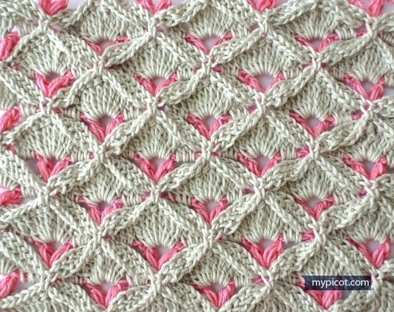 MyPicot | Free crochet patterns: