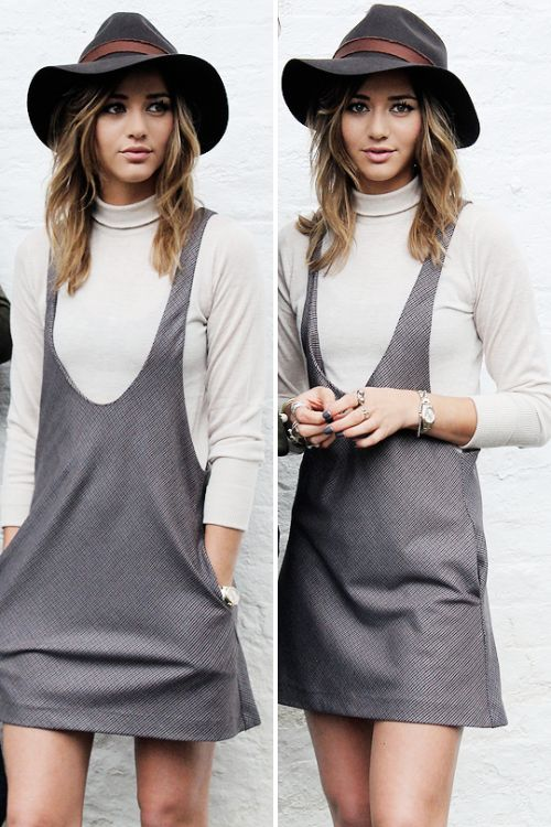 Eleanor Calder from thetrendpear. Love this fall look