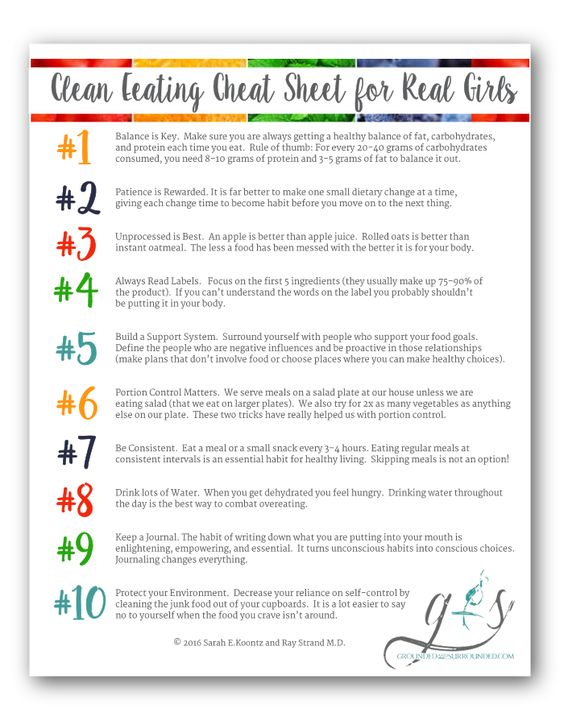 The purpose of this article is to empower you to transform the way you think about clean eating, and equip you to make small changes that will pay off in the long-run. You will find tips, motivation, education, and ideas to start YOUR version of a healthy lifestyle. For beginners and those already participating in healthy habits! Also includes a printable clean eating cheat sheet, automatically graded diet assessment, and access to a free 30-day healthy living e-course.